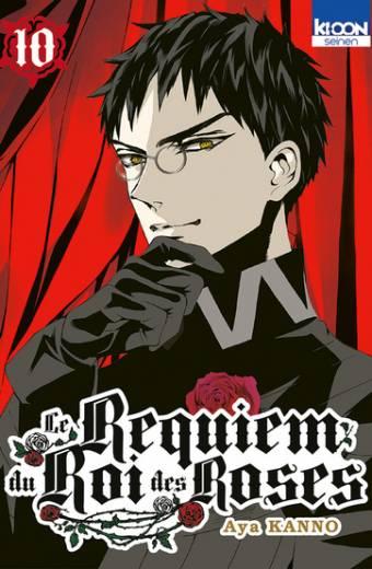 Le Requiem du Roi des Roses T10