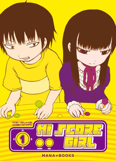 Hi Score Girl T01