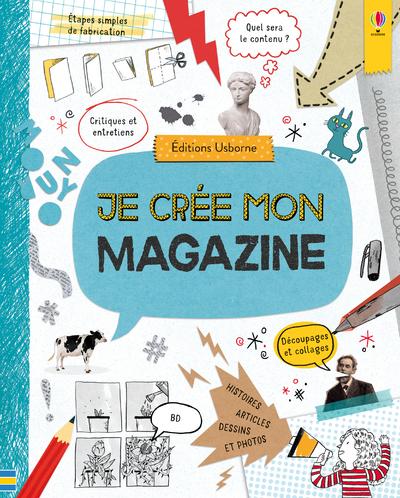 Je crée mon magazine
