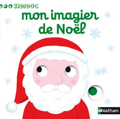Mon imagier de Noël - Livre animé Kididoc dès 1 an