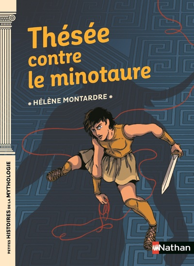 Thésée contre le Minotaure - Dès 9 ans
