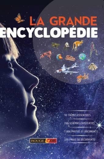 La Grande encyclopédie - Dès 8 ans