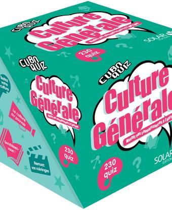 Cuboquiz Culture générale