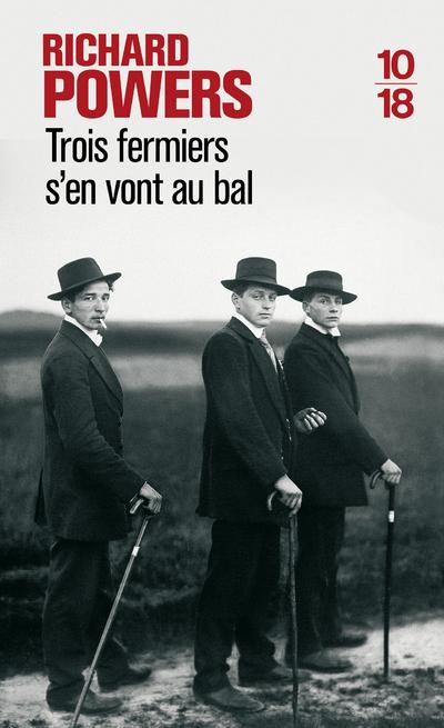 Trois fermiers s'en vont au bal