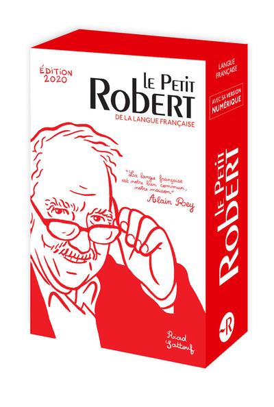 Coffret Le Petit Robert de la Langue Française