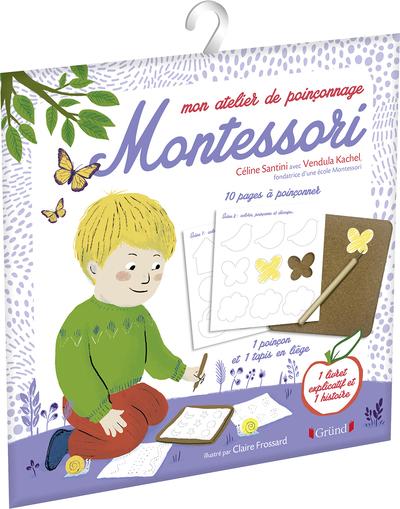 Mon atelier de poinçonnage Montessori