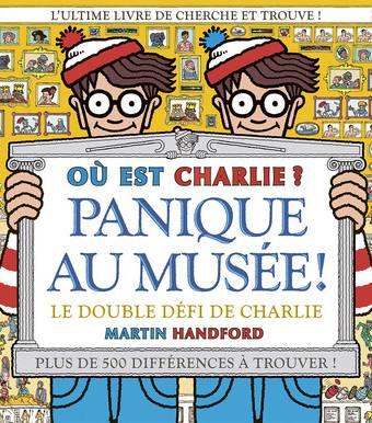 Où est Charlie ? - Panique au musée !