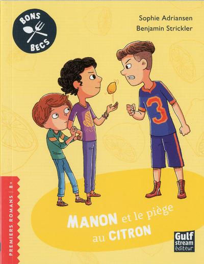 Manon et le piège au citron