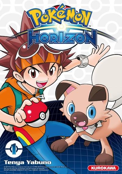 Pokémon Horizon - Tome 01