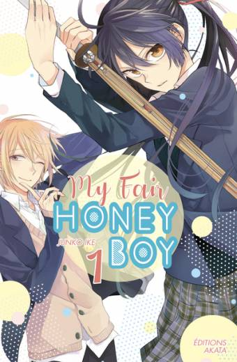 My Fair Honey Boy - Tome 1