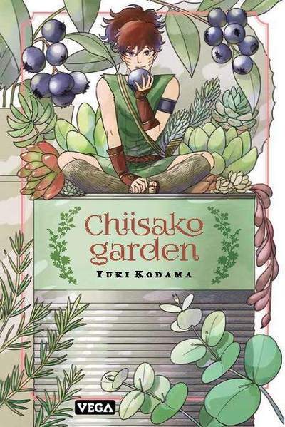 Chiisako garden - tome 1