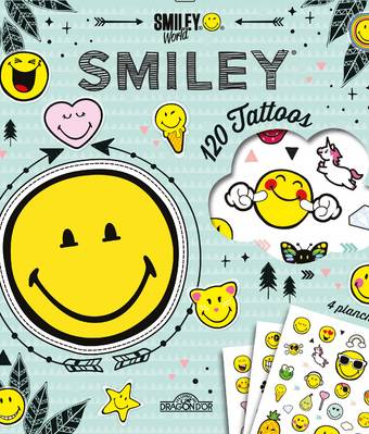 Smiley - 120 tattoos