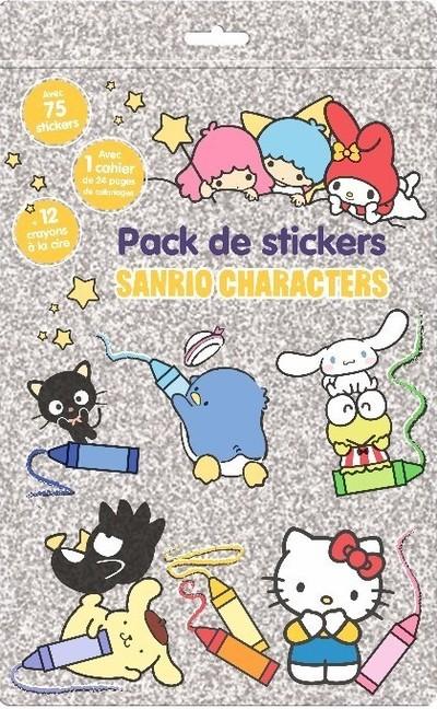 Sanrio Characters - Ma pochette surprise
