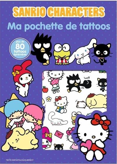 Sanrio Characters - Ma pochette de tattoos