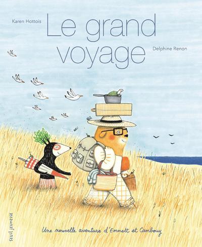 Le grand voyage - Une nouvelle aventure d'Emmett et Cambouy