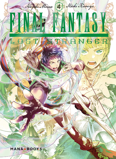 Final Fantasy: Lost Stranger T04