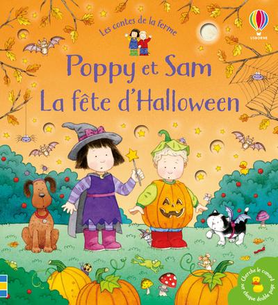Poppy et Sam - La fête d'Halloween - Les contes de la ferme