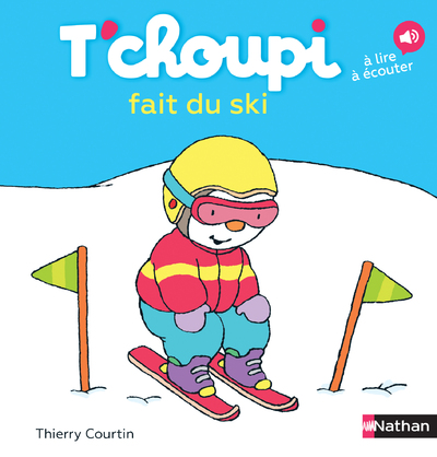 T'choupi fait du ski - Dès 2 ans