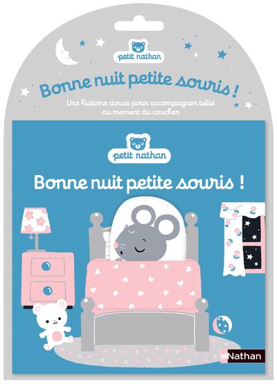 Livre tissu : bonne nuit petite souris