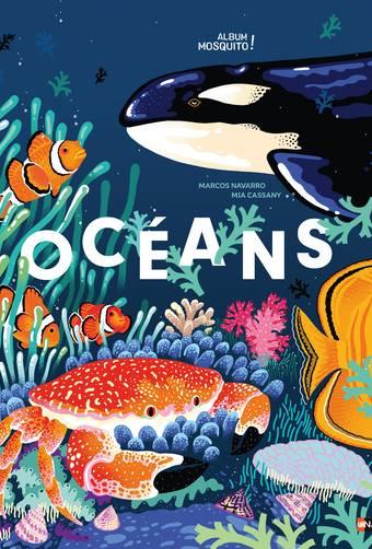 Océans - Album dès 5 ans