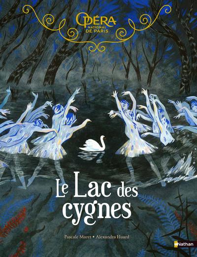 Le Lac des cygnes - Grand album dès 5 ans