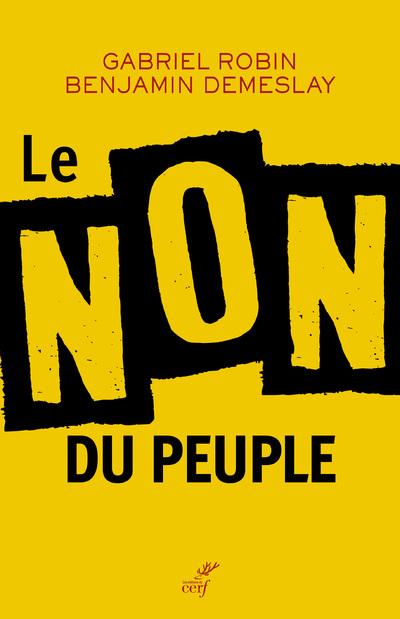 Le non du peuple
