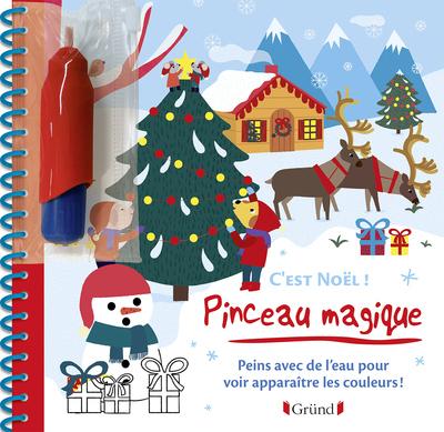 Pinceau magique - C'est Noël !