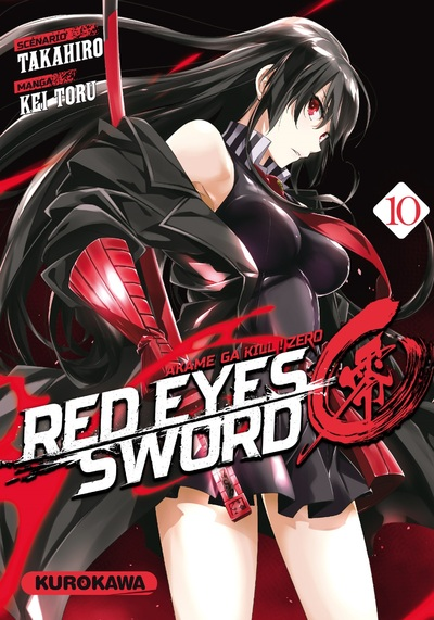 Red Eyes Sword Zero - Akame ga Kill ! Zero - tome 10