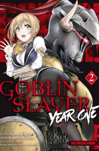 Goblin Slayer Year One - Tome 02