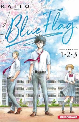 Coffret Blue Flag 1-2-3
