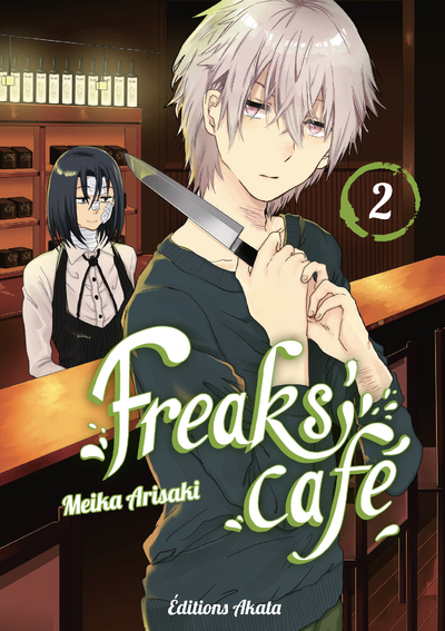 Freaks' Café - tome 2