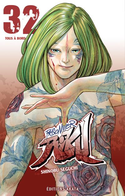 Prisonnier Riku - tome 32 Tous à bord