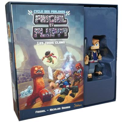 Frigiel et Fluffy : Le Cycle des Farlands, tome 1 : Les Trois Clans - coffret collector