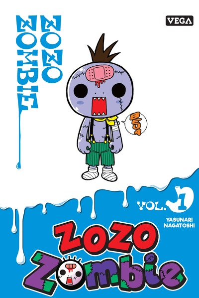 Zozo zombie - tome 1