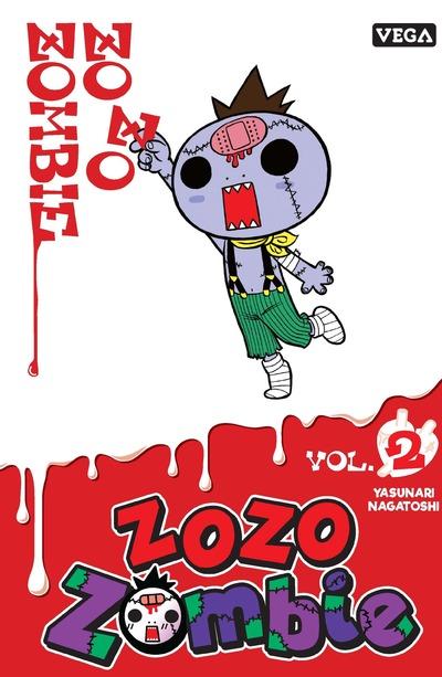 Zozo zombie - tome 2