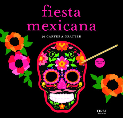 Fiesta mexicana - 10 cartes à gratter