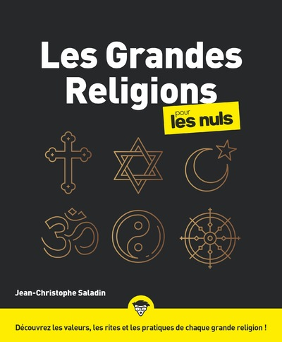 Les grandes religions pour les Nuls, 2e édition