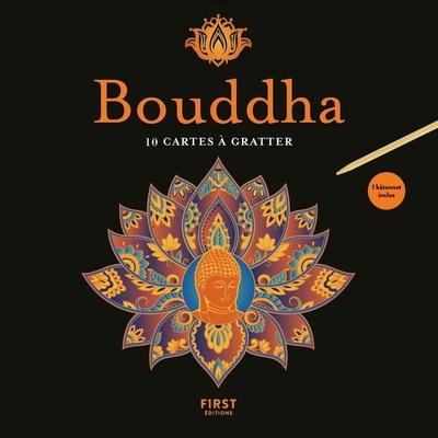Cartes à gratter - Bouddha