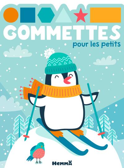 Gommettes pour les petits (Pingouin)