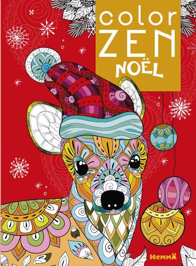 Color Zen - Noël