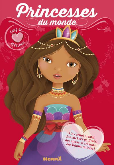 Princesses du monde - Coup de coeur créations