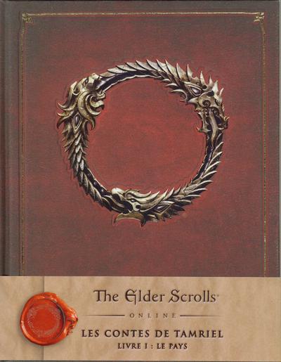 Les contes de Tamriel, livre 1