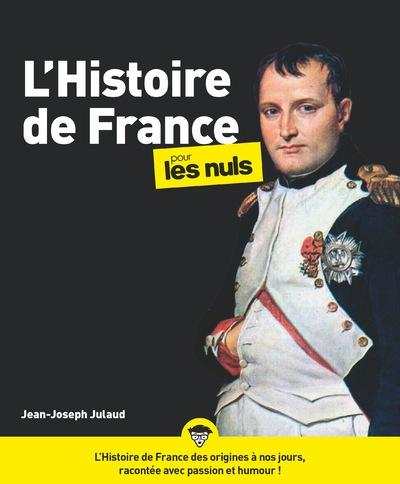 L'Histoire de France pour les Nuls, nouvelle édition