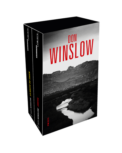 Coffret 2 volumes Don Winslow 2019