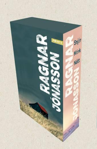Coffret 3 VOLUMES Ragnar Jonasson -  Les enquêtes  de Siglufjördur 2019 (Snjor, Natt, Mörk)