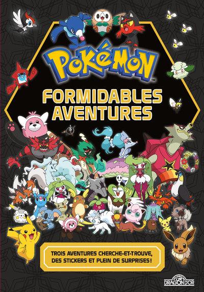 Pokémon - Formidables aventures