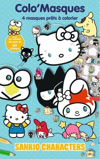 Sanrio Characters - Colo'Masques