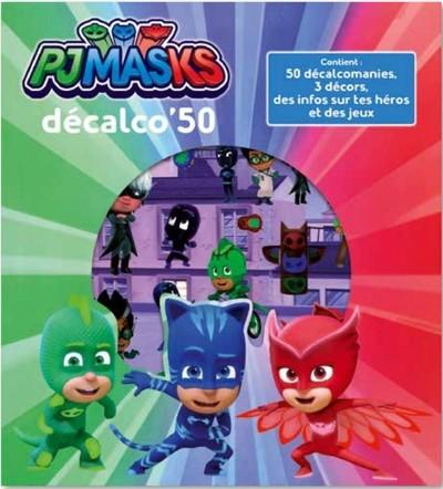 Pjmasks - Décalco'50