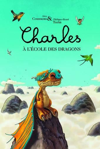 Charles à l'école des dragons