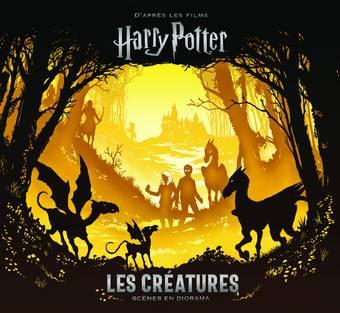 Harry Potter - Les créatures - Scènes en diorama